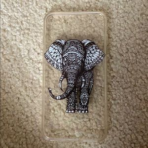 Elephant design / IPhone 7 Plus / 8 Plus